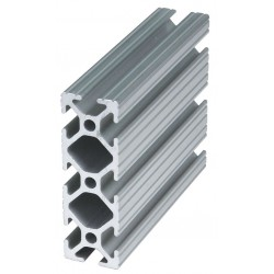 80/20 - 1030-72 - Extrusion, T-Slotted, 10S, 72 In L, 1 In W