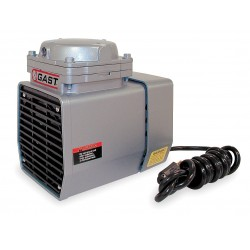 Gast - DOA-V751-FB - 1/3 HP Diaphragm Compressor/Vacuum Pump