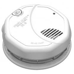 Carbon Monoxide and Smoke Alarms