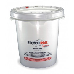RecyclePak / Veolia - 533 - Lamp Recycling Kit, 14x10x11-1/2In