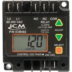 ICM - ICM492 - Line Voltage Monitor, 24-240 Volts