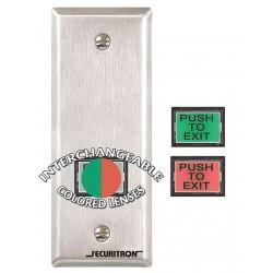 Securitron / Assa Abloy - PB-3-EN - Securitron PB3EN Push Button