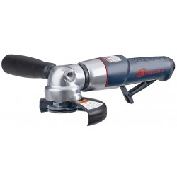 Ingersoll-Rand - 3445MAX - Ingersoll Rand .88 hp Angle Rear Exhaust Air Die Grinder With 5/8' - 11 Thread Spindle, ( Each )