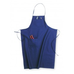 CLC (Custom Leather Craft) - BS60 - Blue Apron, Cotton, One Size Fits Most Waist Size, Number of Pockets: 3