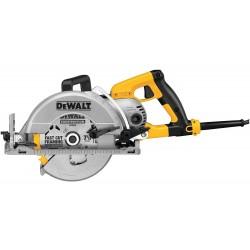 Dewalt - DWS535 - 7-1/4 Worm Drive Circular Saw, 4800 No Load RPM, 15.0 Amps, Blade Side: Left
