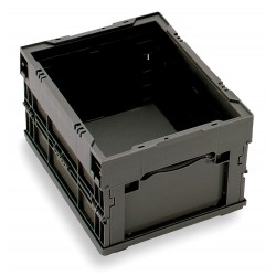 Quantum Storage Systems - RC2415-075 - COLLAPSABLE CONTAINER 24INX15INX7.5IN (Case of 1)