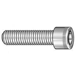 Kerr Lakeside - 10C62KCS - #10-24 x 5/8, Cylindrical, Socket Head Cap Screw, Alloy Steel, Steel, Black Oxide Finish, 100PK