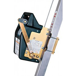 DBI / Sala - 8102009 - Confined Space Winch, Winch Cable Length 90 ft., Winch Cable Dia. 3/16, 350 lb. Max. Working Load