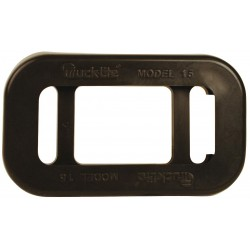 Truck-Lite - 15702 - Grommet, 1.62 x 3 In, PVC, Black