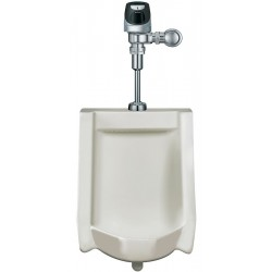 Sloan Valve - WEUS1002.1201 - Washdown Wall Hung Urinal, 0.25 Gallons per Flush, 27H x 17W, White