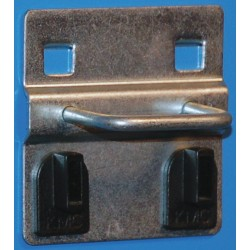 Kennedy - 99831 - Steel Pliers Toolboard Hook, Silver