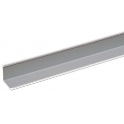 Armstrong Tools - 7800RWH - Ceiling Tile Suspension System Wall Molding, 7/8 x 7/8 x 144, White, 1EA
