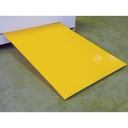 Denios - N05-3910 - Hazmat Storage Building Ramp, For Use With Hazmat Storage Buildings