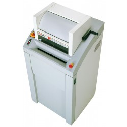 HSM of America - 450.2 - Industrial Paper Shredder, Cross-Cut Cut Style, Security Level 3