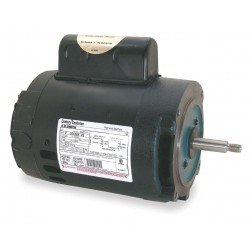 A.O. Smith - 164361 - 1 HP Pool and Spa Pump Motor, Permanent Split Capacitor, 3450 Nameplate RPM, 115/230 Voltage, 56J Fr
