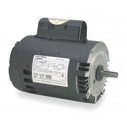 A.O. Smith - B120 - 1/2 HP Pool and Spa Pump Motor, Permanent Split Capacitor, 3450 Nameplate RPM, 115/230 Voltage, 56C