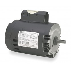 A.O. Smith - B123 - 1-1/2 HP Pool and Spa Pump Motor, Permanent Split Capacitor, 3450 Nameplate RPM, 115/230 Voltage, 56
