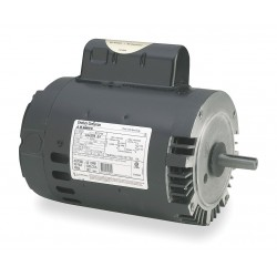 A.O. Smith - B124 - 2 HP Pool and Spa Pump Motor, Permanent Split Capacitor, 3450 Nameplate RPM, 230 Voltage, 56C Frame