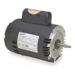 A.O. Smith - B127 - 3/4 HP Pool and Spa Pump Motor, Permanent Split Capacitor, 3450 Nameplate RPM, 115/230 Voltage, 56J