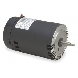 A.O. Smith - B228SE - 1 HP Pool and Spa Pump Motor, Permanent Split Capacitor, 3450 Nameplate RPM, 115/230 Voltage, 56J Fr