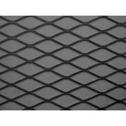Direct Metals - 43F150125-48X48 - Expanded Sheet, Flat, Al, 4 x4, 1-1/2-#0.125