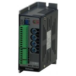 Autonics - MD5-HF14 - 5 Phase, 100-220 VAC Voltage Stepping Motor Driver, 1.4 Amps Per Phase, 1000 kpps