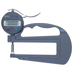 Mitutoyo - 547-520SCERT - Digital Thickness Gage, 0 to 0.470In