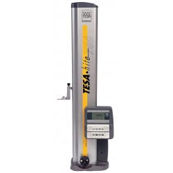 Tesa Group - 00730044 - HITE 700 Height Gage, Measuring: 0 to 28 / 0 to 715mm; Application: 0 to 34 / 0 to 870mm Ra