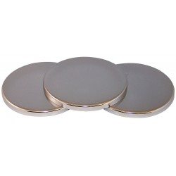 Ohaus - 80850088 - Ohaus 80850088 Re-Usable Sample Pans, 3/Pk