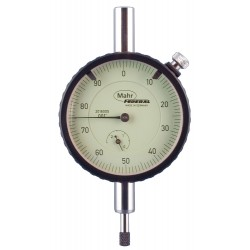 Mahr Federal - 2016005 - Continuous Reading Dial Indicator, AGD 2, 2.250 Dial Size, 0 to 0.250 Range