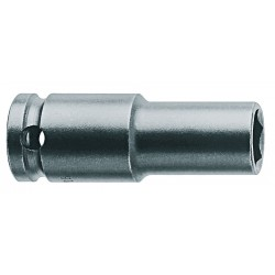 Cooper Tools / Apex - 3512 - 3/8' Socket Thin Wall 3/8' Cooper
