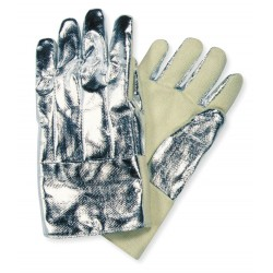 Steel Grip - ARL-TH210-14F - Gloves, Aluminized Thermonol, Universal, PR