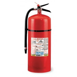 Kidde Fire and Safety - 46620620 - Dry Chemical Fire Extinguisher with 20 lb. Capacity and 19 to 22 sec. Discharge Time