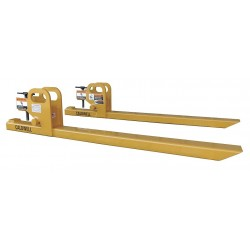 The Caldwell Group - COF - 1.25 - Clamp-On Bucket Forks, 42, Fork Height 2, Fork Width 4