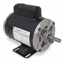 Marathon Electric / Regal Beloit - 5KC49PN2521Y - 1-1/2 HP Air Compressor Motor, Capacitor-Start, 3450 Nameplate RPM, 115/230 Voltage, Frame 56