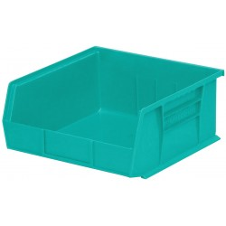Akro-Mils / Myers Industries - 30235TEAL - Stack/hng Bin 11wx10-7/8d Teal, Ea