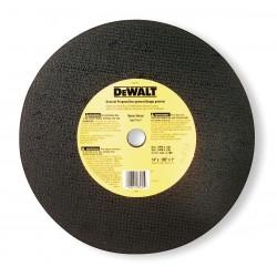 Dewalt - DW8001B4 - 14 Type 1 Aluminum Oxide Abrasive Cut-Off Wheel, 1 Arbor, 7/64-Thick, 4300 Max. RPM