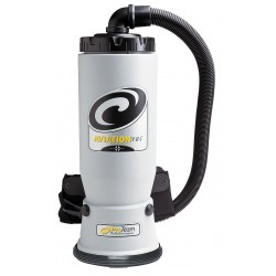 ProTeam - 103024 - 1-1/2 gal. Backpack Vacuum, 106 cfm, 7.2 Amps, Standard Filter Type