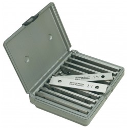 Brown & Sharpe Precision - 599-921-10 - Parallel Set, Number of Pairs: 10, Measuring Range (In.): 1/2 to 1-5/8