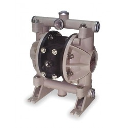 Ingersoll-Rand - 66605J-3EB - Polypropylene Santoprene Multiport Double Diaphragm Pump, 13 gpm, 100 psi