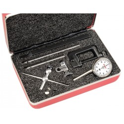 L.S. Starrett - 196A5Z - Dial Test Indicator, Vert, 0 to 0.200 In