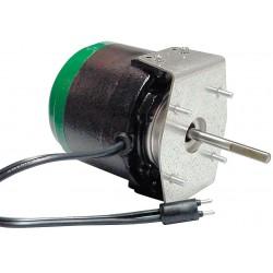 Electric Motors & Specialties (EM&S) - UTAGF1551JA - 1/10 HP ECM Unit Bearing Motor, ECM, 1550 Nameplate RPM, 115 Voltage, Frame Non-Standard