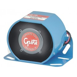 Grote - 73240 - Back Up Alarm, 82 to 107dB, Blue, 3 In. H