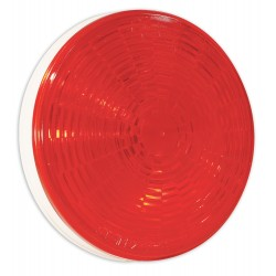Grote - 54342-3 - Stop/Tail/Turn Lamp, Female Pin, LED, Red