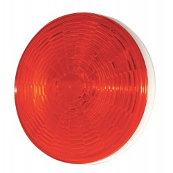 Grote - 54362-3 - Stop/Tail/Turn Lamp, LED, L 4-5/16 In, Red