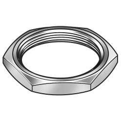 Raytek / Fluke - XXXCMACMN - Stainless Steel Mounting Nuts, For Use With CM and CI series Infrared Temperature Sensors