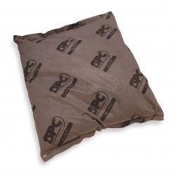 """Brady - AW1818 - Polypropylene Absorbent Pillow, Fluids Absorbed: Universal/Maintenance, 18"""" Length, 18"""" Width"""