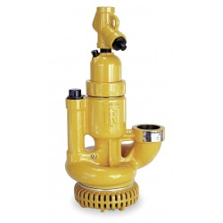 Ingersoll-Rand - P35A1-EU - Air Inlet Pressure (PSI): 90, Discharge Port (In.): 2 NPTF, Max. Head (Ft.): 240