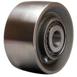 Hamilton Caster - W-630-FSH-1 - 6 Caster Wheel, 12, 000 lb. Load Rating, Wheel Width 3, Steel, Fits Axle Dia. 1