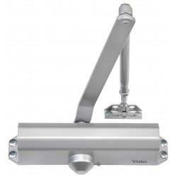 Yale / Assa Abloy - 1104BCX689 - Manual Hydraulic Yale 1104-Series Door Closer, Heavy Duty Interior and Exterior, Aluminum